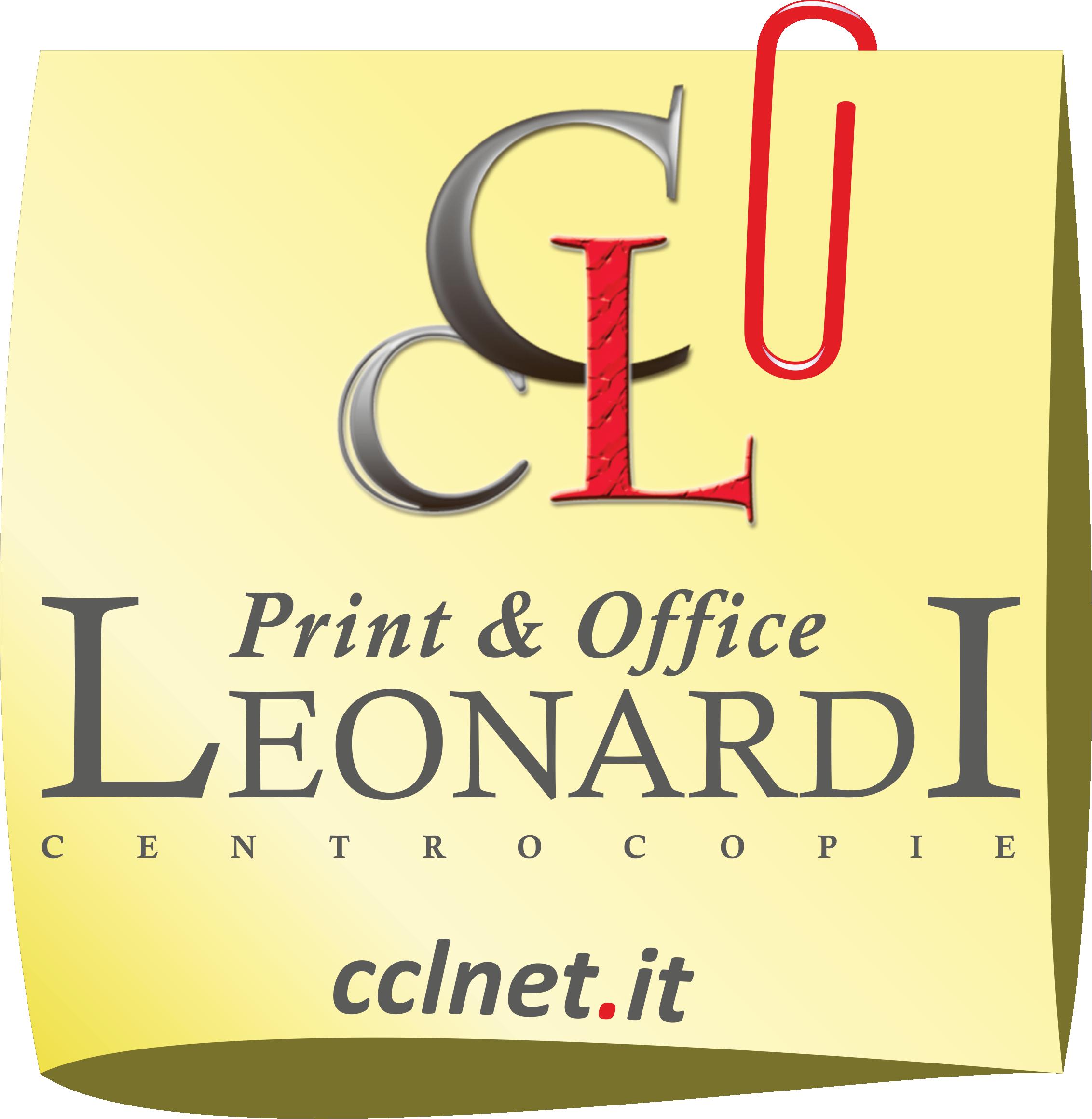 Logo Centro Copie Leonardi ok