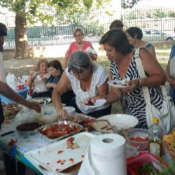 L'estate delle Agenzie di Cittadinanza nella zona Occidentale di Napoli.