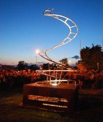 Pozzuoli ricorda le vittime di Monteforte Irpino