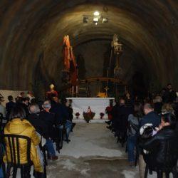 Pozzuoli, abbattuto l'ultimo diaframma nel tunnel che collega tangenziale e porto