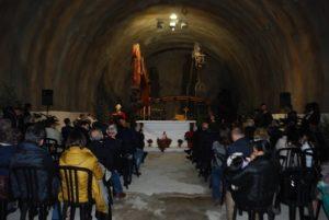 foto tunnel celebrazione santa barbara 12_2014
