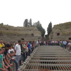 Itinerari dell'antica Pozzuoli per avvicinarsi alla GMG