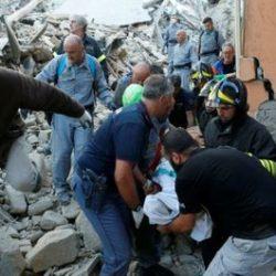 Domenica 18 settembre colletta per l'emergenza terremoto nel Centro Italia