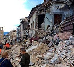 Terremoto Centro Italia: subito mobilitazione della Cei e Caritas