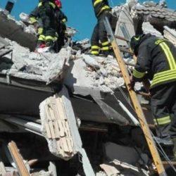 Invito alla preghiera per le popolazioni colpite dal terremoto