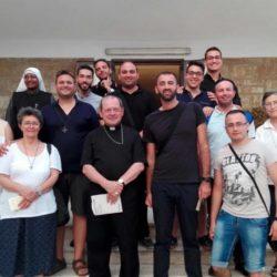 Seminaristi di Locri a Pozzuoli e Napoli, in visita alle opere di carità