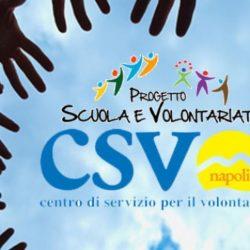 """""""Scuola e Volontariato"""" del CSV Napoli, le associazioni possono aderire entro il 21 ottobre"""