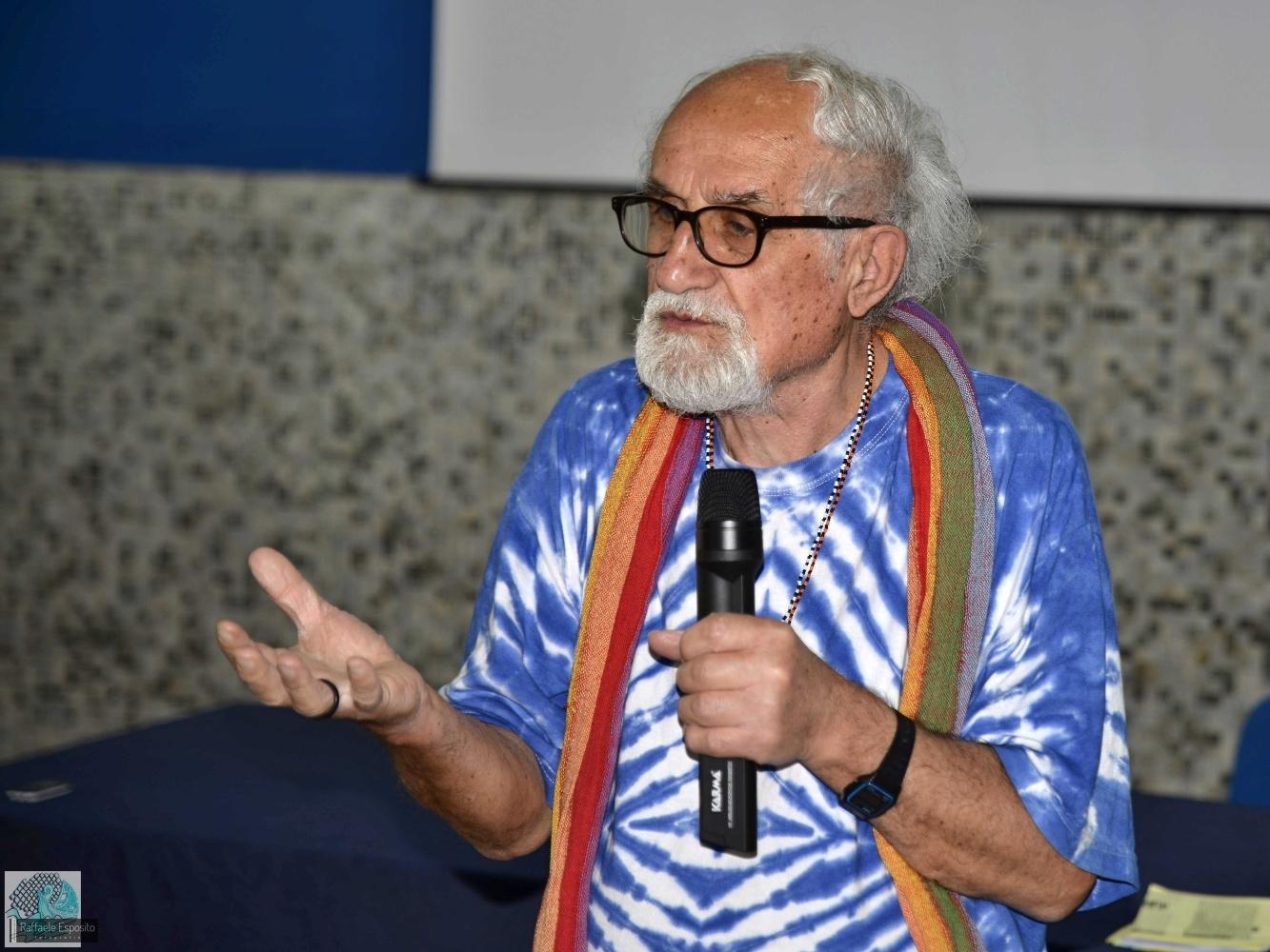 Padre Zanotelli al Centro Arcobaleno - Photogallery