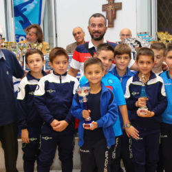 """Meeting annuale del Csi di Pozzuoli: Calcio a 5, """"Obiettivo Uomo"""" sfiora il titolo nazionale"""