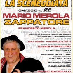 """Al Trianon Viviani """"Zappatore"""" ricorda Mario Merola a 10 anni dalla scomparsa"""