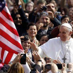 Il viaggio del Papa in America: lunedì 12 novembre, presentazione del libro a Napoli