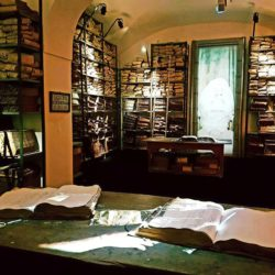 Carte da legare: il Cartastorie all'Archivio Storico del Banco di Napoli