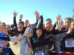 Venerdì 6 gennaio Befana Running a Quarto, gara podistica di 10 km per aiutare le popolazioni di Amatrice