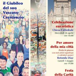 Giubileo del cardinale di Napoli. Lunedì 8 maggio Festa della Carità al Conservatorio San Pietro a Majella
