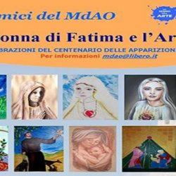 La Madonna di Fatima e l'Arte Sacra, mostra nel palazzo vescovile di Avellino dal 13 al 27 maggio