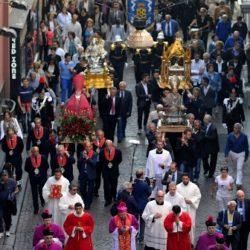 Processione dei Santi Patroni della Diocesi di Pozzuoli, domenica 14 maggio