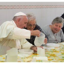 La Meditazione di Papa Francesco: «Il biglietto per la salvezza è gratuito»