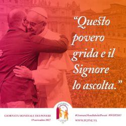 Giornata Mondiale dei poveri, domenica 19 novembre. Le riflessioni della Delegazione Caritas Campania