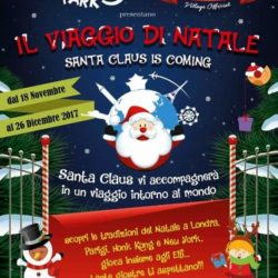 Nel Pareo Park tutto pronto per il Santa Claus Village, dal 18 novembre al 26 dicembre