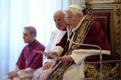 Ad Acerra presentazione del libro di Giovan Battista Brunori su Benedetto XVI, primo Papa emerito della storia