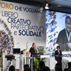 Le conclusioni della Settimana Sociale, per il lavoro libero, creativo, partecipativo, solidale