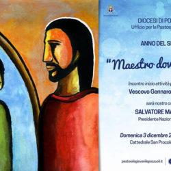 La pastorale giovanile della diocesi di Pozzuoli apre l'anno pastorale con Salvatore Martinez, presidente RnS