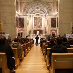 L'apertura della Pastorale Giovanile della Diocesi di Pozzuoli nel Duomo del Rione Terra