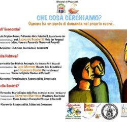 La Parola di Dio nella Politica. Incontro venerdì 9 marzo nel rione Toiano a Pozzuoli