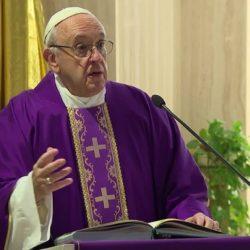Papa Francesco: il vero digiuno? Umiltà, coerenza e stili di vita