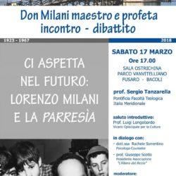 Il messaggio di don Lorenzo Milani. Incontro-dibattito nella Casina Vanvitelliana al Fusaro