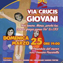 Via Crucis dei Giovani e Settimana Santa nella Basilica Cattedrale a Pozzuoli