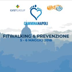 Sul lungomare partenopeo, il 5 e 6 maggio, CamminaNapoli - Fitwalking & Prevenzione
