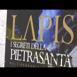 """Riapre la cripta e la cavità sotterranea della Basilica di Pietrasanta a Napoli, con la mostra """"Lapis"""""""
