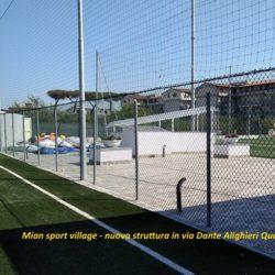 """Apre a Quarto """"MIAN"""", la più grande struttura sportiva nella zona flegrea in ricordo di Andrea Micillo"""
