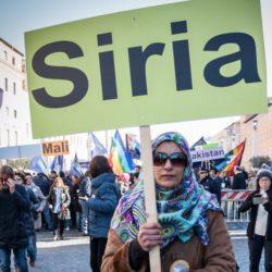 """Manifestazione nazionale """"Scuole in piazza per la pace in Siria"""", venerdì 4 maggio marcia a Quarto"""