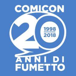COMICON compie 20 anni: quattro giorni di festa nella Mostra d'Oltremare a Napoli