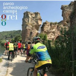 weekend in bicicletta tra Sibilla e antichi romani