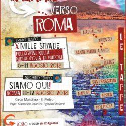 A Pozzuoli 700 giovani in viaggio verso il Papa. Venerdì 10 agosto, una giornata insieme sulle orme dell'Apostolo Paolo