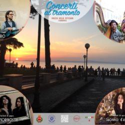 """Martedì 28 agosto, a Sorrento si conclude la rassegna """"Concerti al Tramonto"""""""