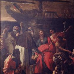 Dalla Sardegna sulle tracce dell'Apostolo Paolo, 16 presbiteri con il vescovo di Lanusei, monsignor Mura