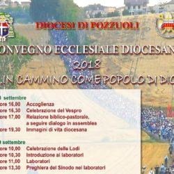 Convegno Ecclesiale della diocesi di Pozzuoli: quattro incontri inter-foraniali. Per una Chiesa sinodale. Photogallery