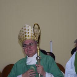 Domenica 22 marzo, ore 12, santa messa in diretta celebrata dal vescovo di Pozzuoli, monsignor Gennaro Pascarella