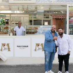 Mocciosa, la pizzetta di Edenlandia in versione gourmet grazie a Vincenzo Capuano