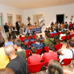 Premiati i giovani degli oratori, manifestazione a Pozzuoli organizzata dal Csi