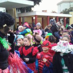 Maschere e coriandoli, ecco il carnevale a Monterusciello. Appuntamento al 2 marzo