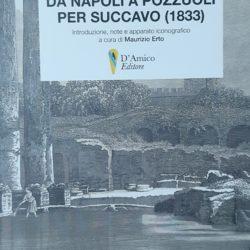 """Un libro del Grand Tour: """"Una giornata di divertimento da Napoli a Pozzuoli per Succavo"""""""