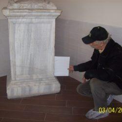 Il centurione che si ritirò ad Agnano. Un'ara votiva conservata nelle antiche terme rivela la storia di un soldato del II secolo