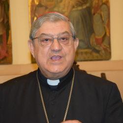 Durante l'incontro dell'Ucsi regionale, il cardinale Sepe presenta l'intesa tra Chiesa di Napoli e Universiade