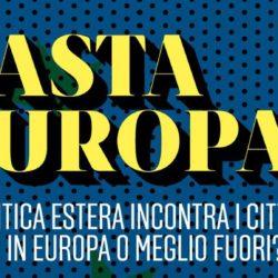 Basta Europa? Lunedì 6 maggio a Capodichino, incontro de La Stampa e Istituto Affari Internazionali