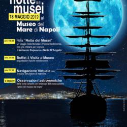 La Notte dei Musei. Viaggio nella Melodia e Poesia mediterranea al Museo del Mare di Napoli
